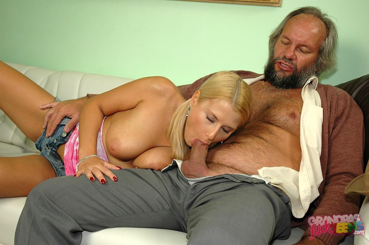 Секс С Дедом Видео
